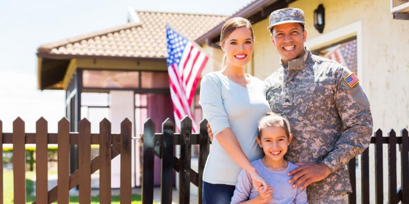 Military Family VA Loan
